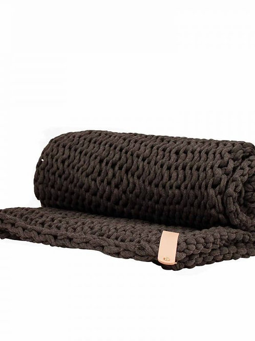 Weighted Chunky Knit Blankets