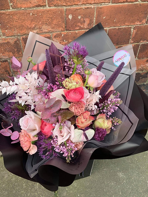 'Purple Haze' Bouquet