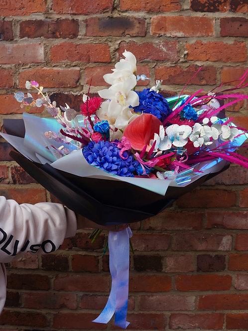 'Pop Art Graffiti' Bouquet