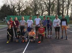 La classe Tennis