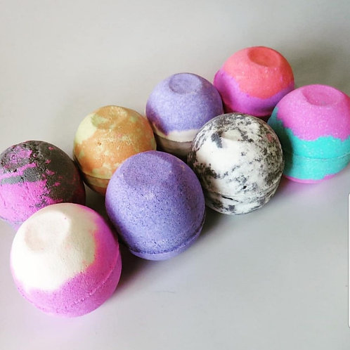 Midweek Offer- 5x Bath Bombs