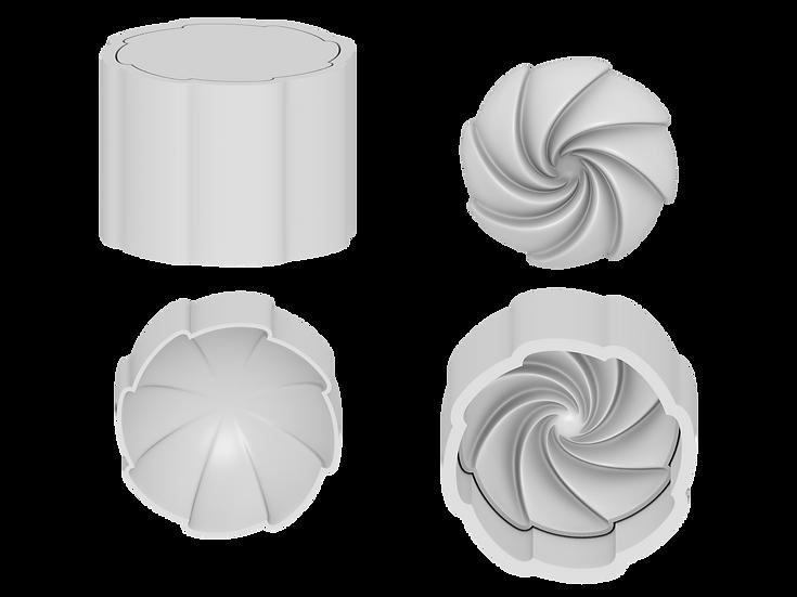 Swirl Mold Files