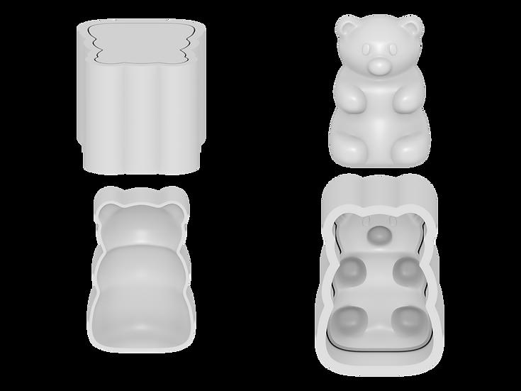 Gummy Bear Mold File