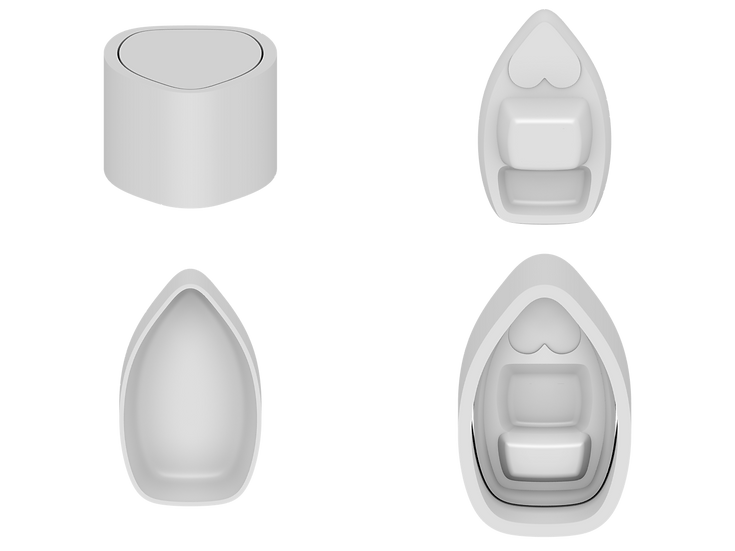 Boat Mold Files