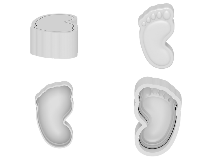 Foot Mold File