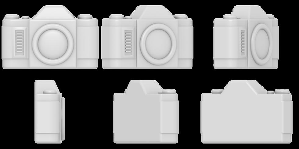 Camera Mold Files