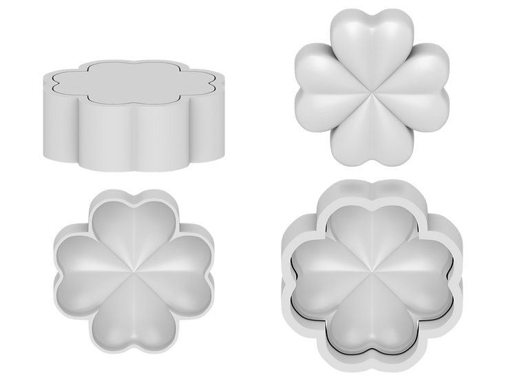 Clover Mold File