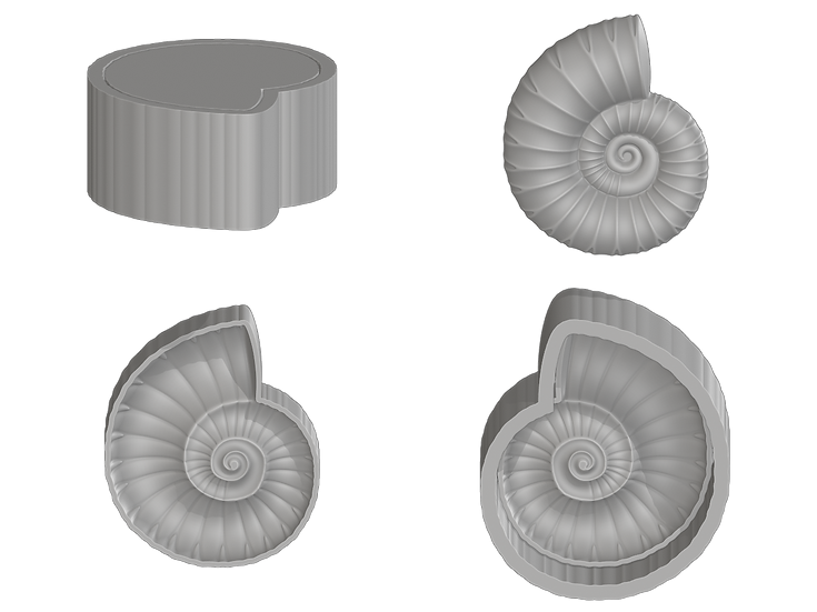 Fossil Mold Files