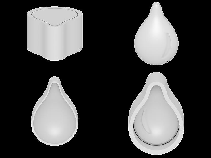 Tear Drop Mold File