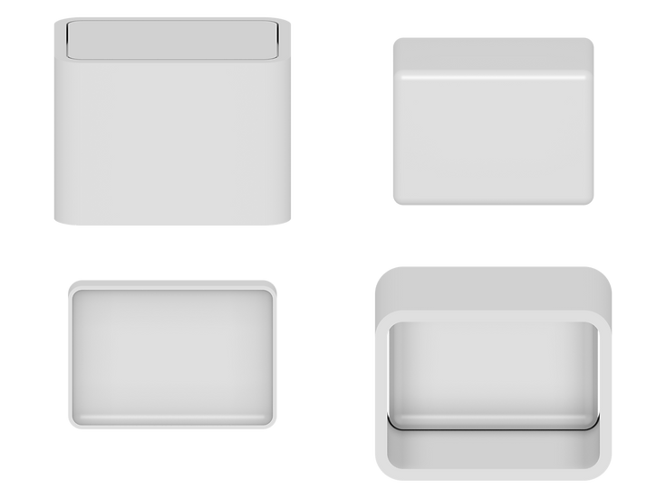 Rectangle Mold Files