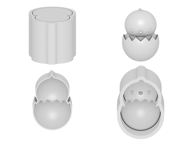 Chick In Egg Files