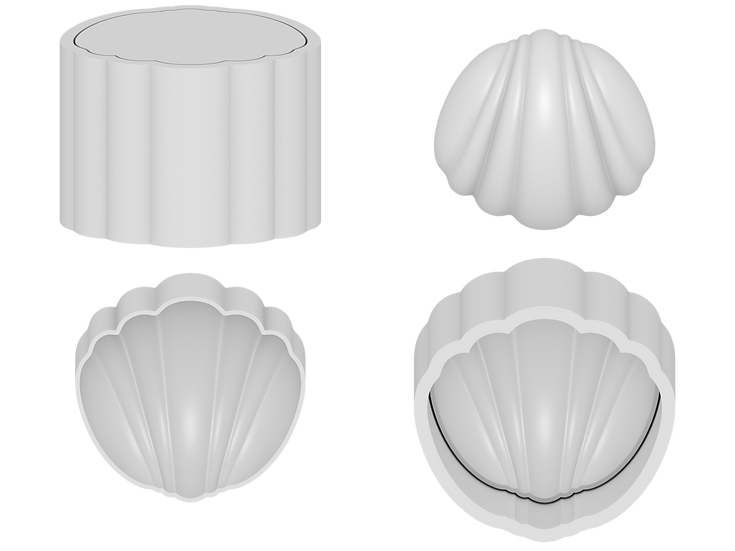 Seashell Mold File