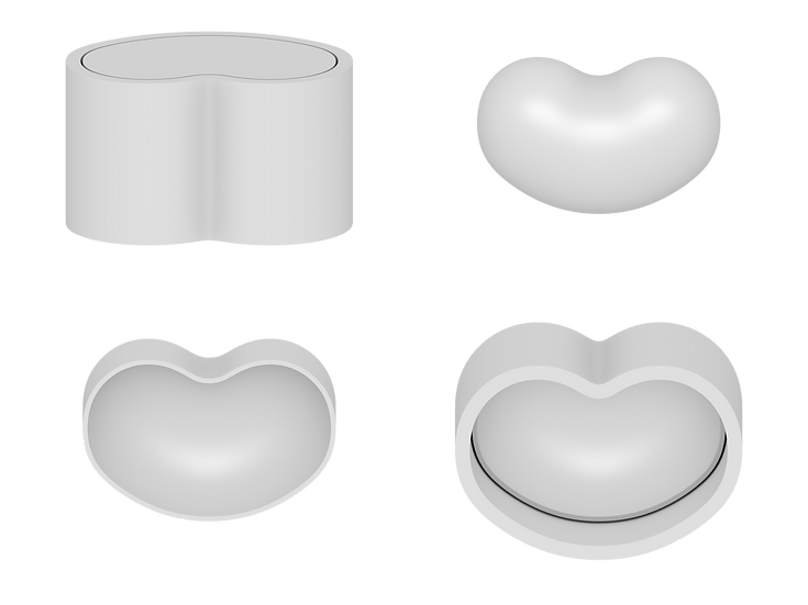 Jelly Bean Mold File