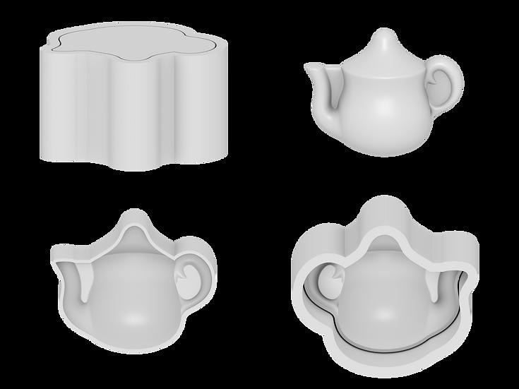Teapot Mold File