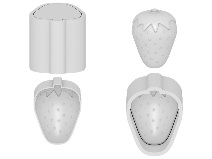 Strawberry Mold File