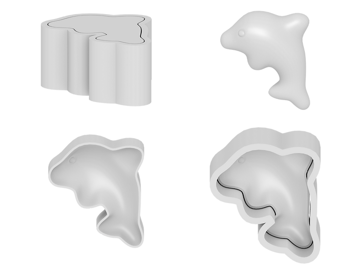 Dolphin Mold File