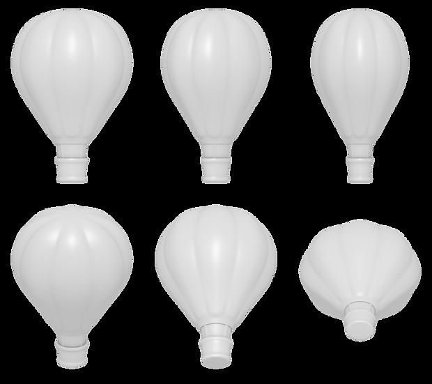Hot Air Balloon Mold Files
