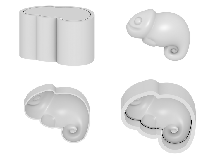 Chameleon Mold File