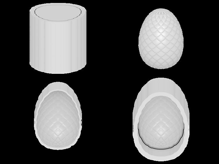 Dragon Egg Mold File