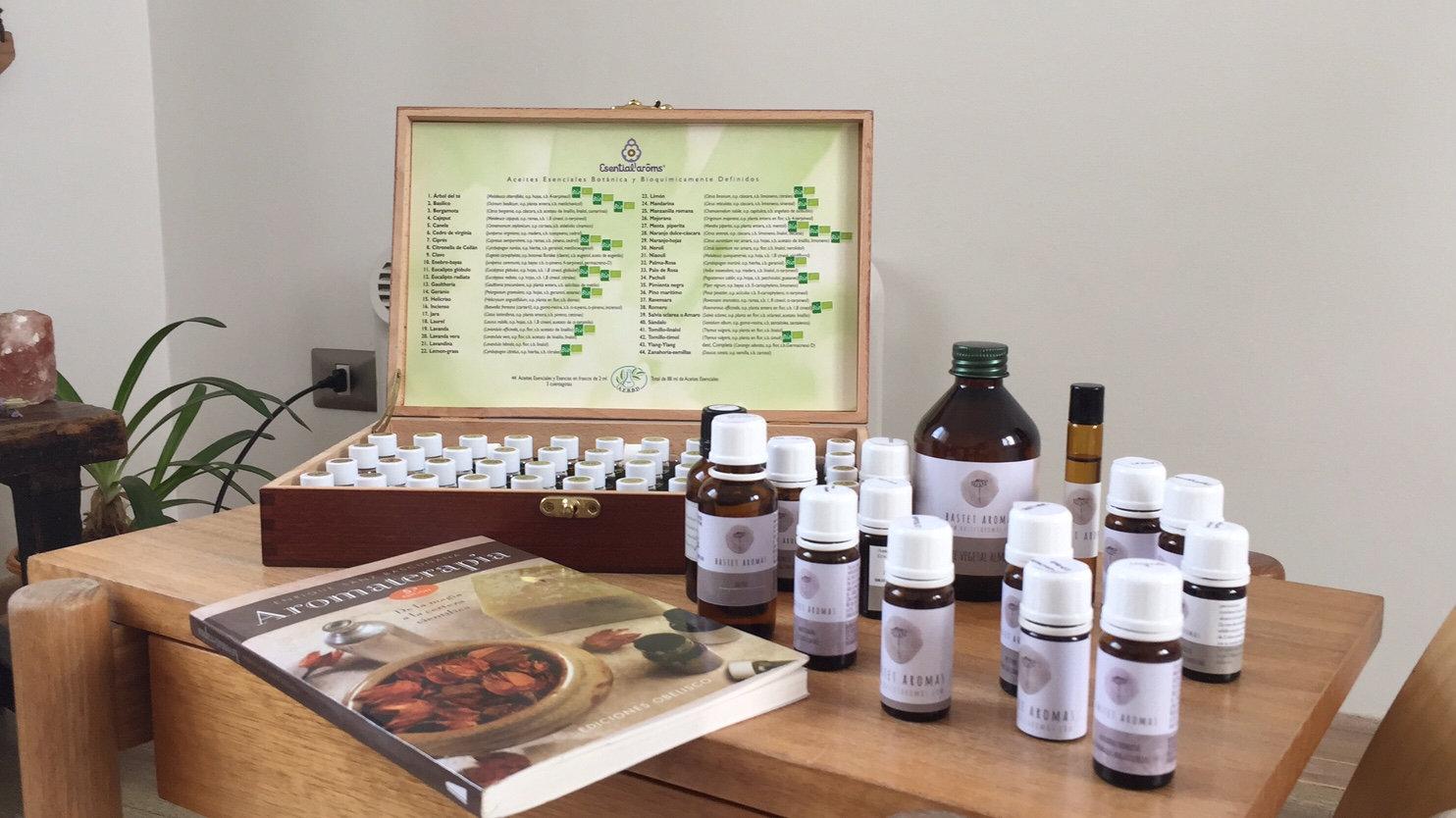 Consulta Aromaterapia general