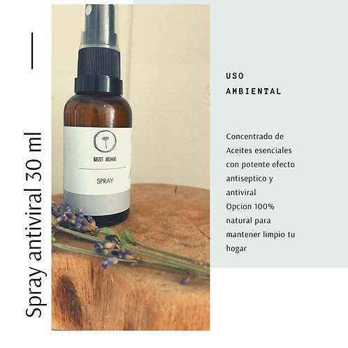 Spray Antiséptico ambiental