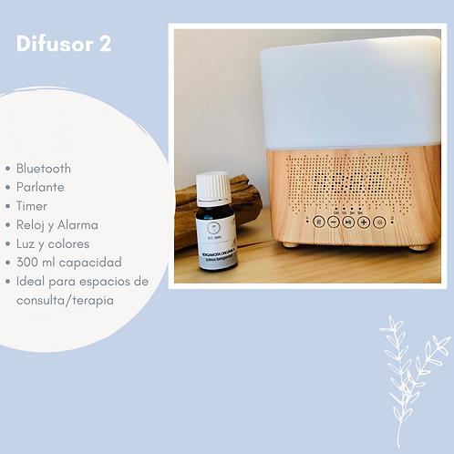 Difusor Aromaterapia mod2