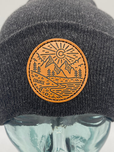 Colorado Explorer Beanie Ash Black