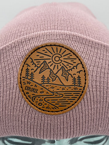 Colorado Explorer Beanie Pink