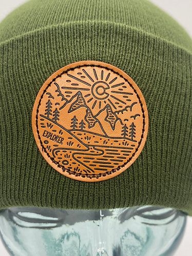 Colorado Explorer Beanie Green