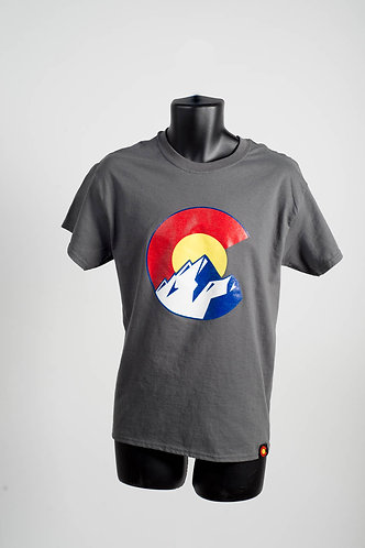 Colorado Mountains C Tee