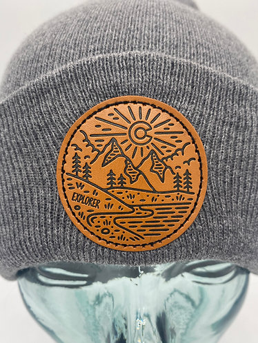 Colorado Explorer Beanie Grey