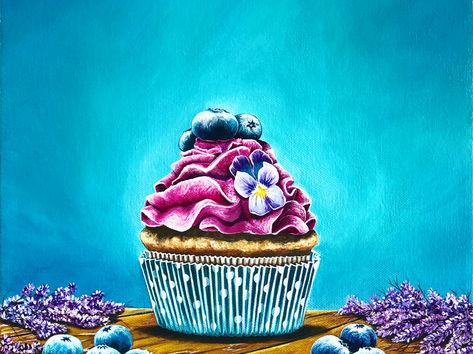 Blueberry delight!