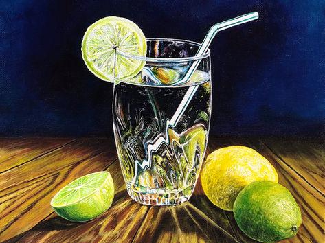 It's refreshing!