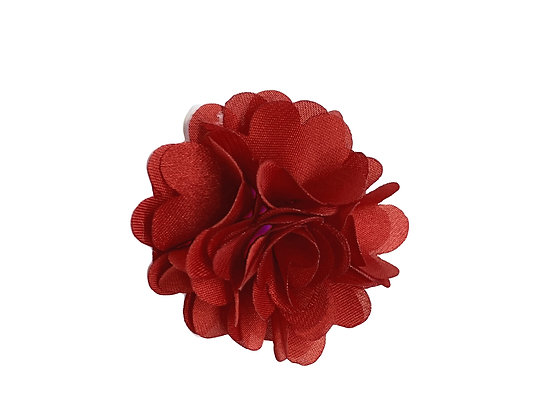 Cinch Back Flower Lapels-Assorted Colors