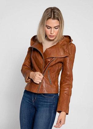 Sasha Leather Jacket
