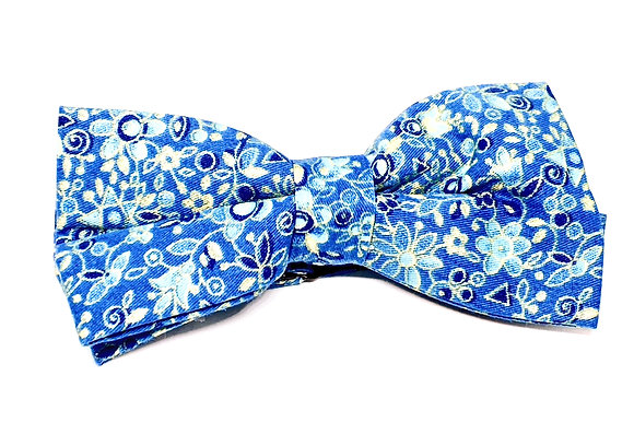 Majestic Floral Bow Tie