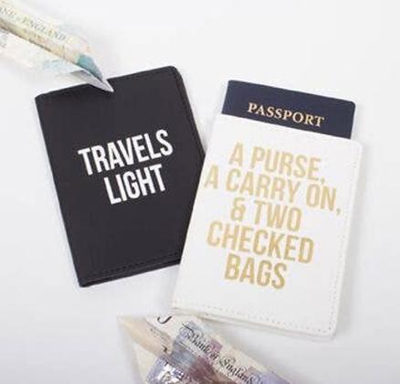 His & Her Passport Holders