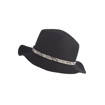 Nicolet Hat (Black)