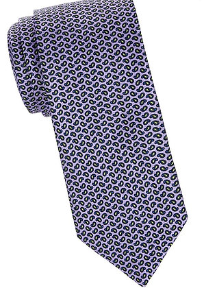 Eton Silk Paisley Necktie