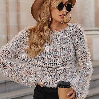 Grey Blend Sweater