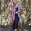 Thumbnail: Floral Paisley Patchwork Kimono