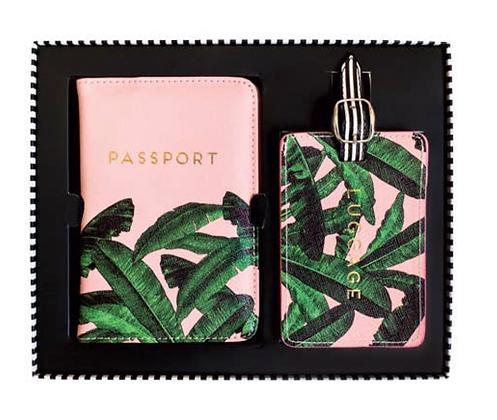 Passport Holders & Luggage Tag