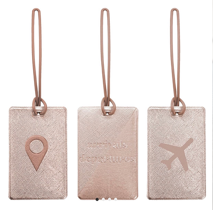 Luggage Tags (Set of Three)
