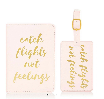 Passport Holder & Luggage Tag