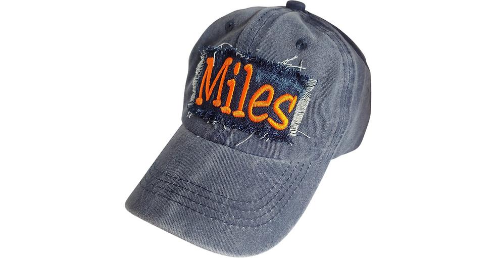 Vintage Custom Hat