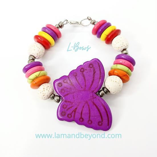 Single Butterfly Kiss