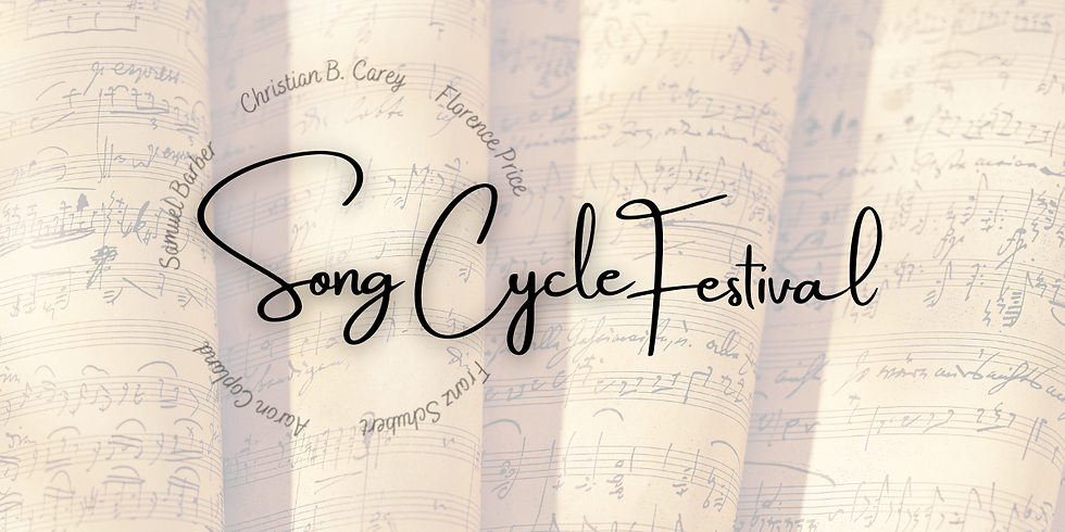 ROCopera Song Cycle Festival - All Event Pass