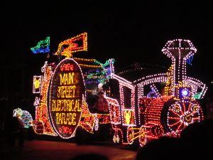 Fantasy of Lights Parade