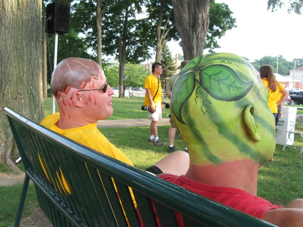 Howell Melonfest