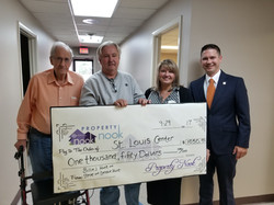 St. Louis Center Donation